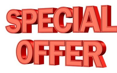 Special Offers | Servicing | August 2019